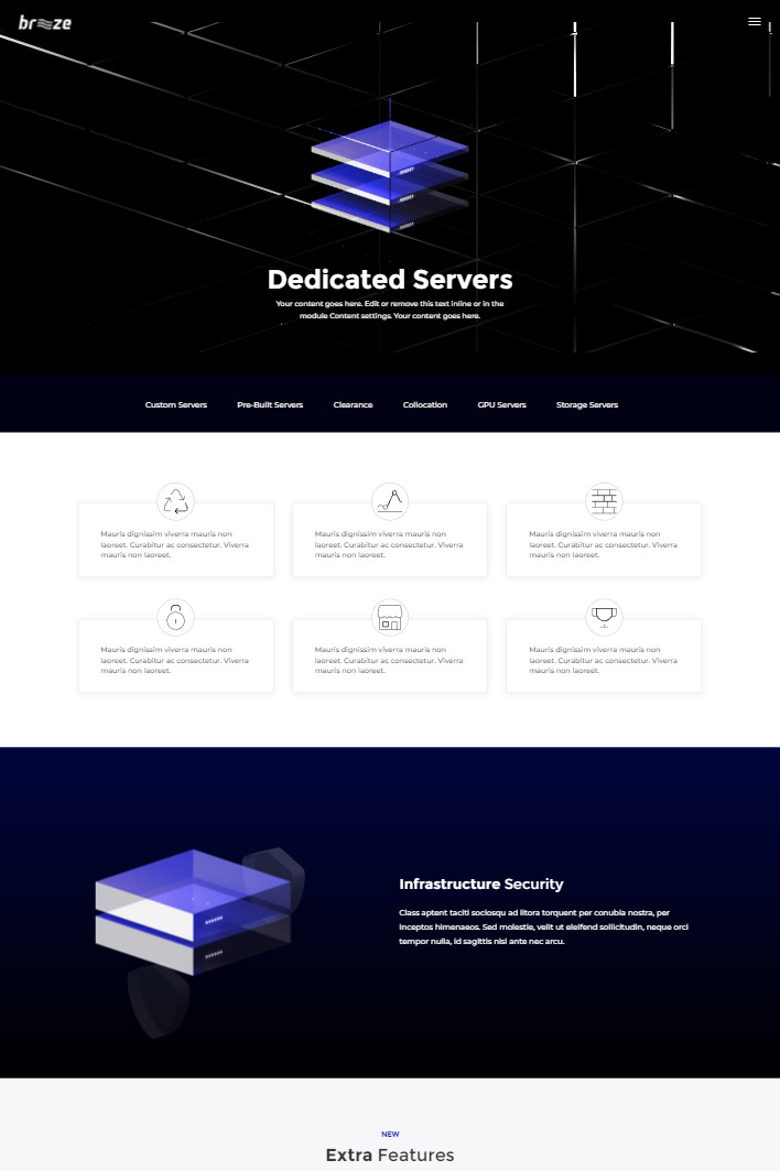 Dedicated Servers 2