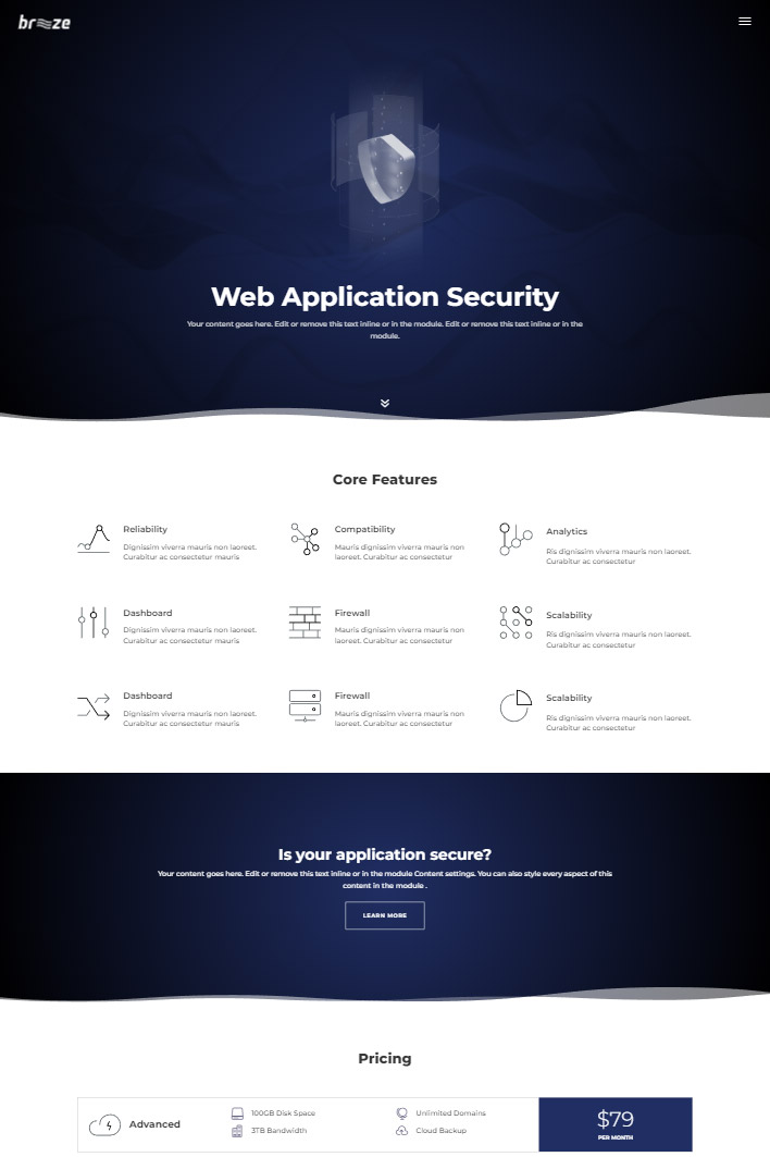 Web Application Security 2