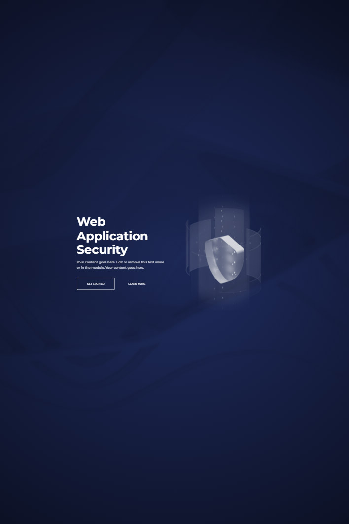 Web Application Security 3