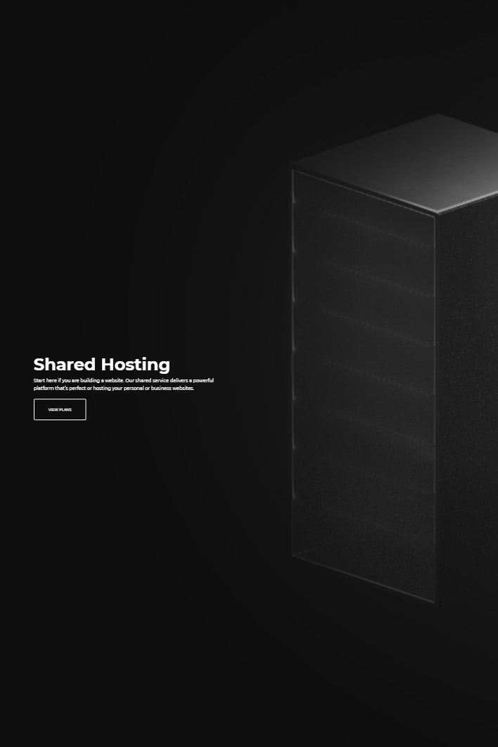 Shared Hosting 3